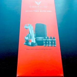 Coravin Model 2 Elite Pro Silver